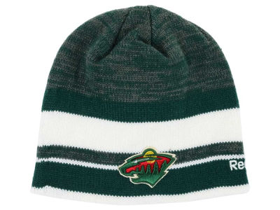 Minnesota Wild Reebok NHL 2015 Player Knit