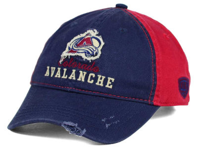 Colorado Avalanche Old Time Hockey NHL Youth Rica Adjustable Hat
