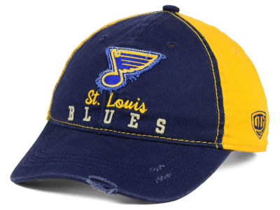 St. Louis Blues Old Time Hockey NHL Youth Rica Adjustable Hat