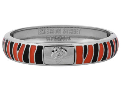 Oklahoma State Cowboys Team Logo Bangle Bracelet
