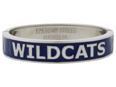 Kentucky Wildcats Team Logo Bangle Bracelet