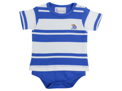 Kansas Jayhawks NCAA Infant Rugby Creeper