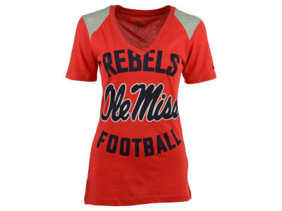 Ole Miss Rebels Nike NCAA Women's Stadium Football T-Shirt