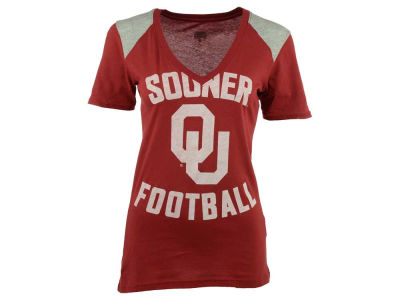 Oklahoma Sooners Nike NCAA Women's Stadium Football T-Shirt