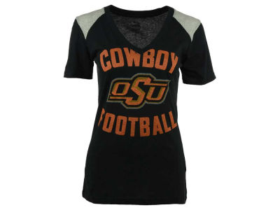 Oklahoma State Cowboys Nike NCAA Women's Stadium Football T-Shirt