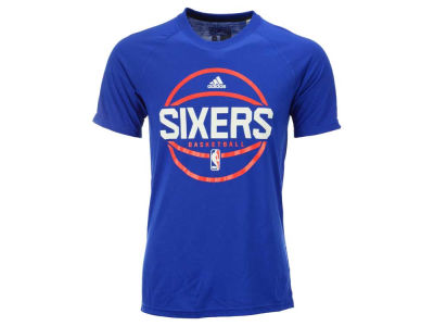 Philadelphia 76ers adidas NBA Men's Climacool Ultimate T-Shirt