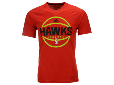 Atlanta Hawks adidas NBA Men's Climacool Ultimate T-Shirt