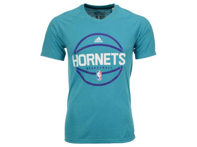 Charlotte Hornets adidas NBA Men's Climacool Ultimate T-Shirt