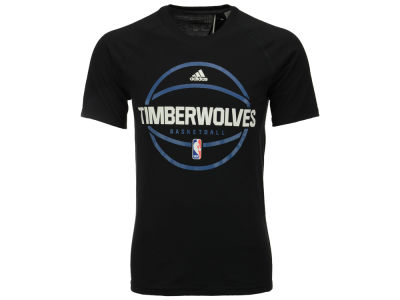 Minnesota Timberwolves adidas NBA Men's Climacool Ultimate T-Shirt