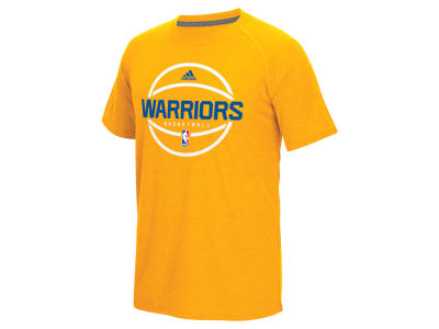 Golden State Warriors adidas NBA Men's Climacool Ultimate T-Shirt