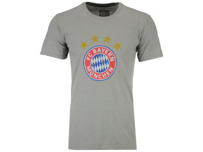 Bayern Munich adidas Club Soccer Men's Crest T-Shirt
