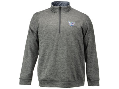 Charlotte Hornets adidas NBA Men's Team Issue 1/4 Zip Pullover Shirt