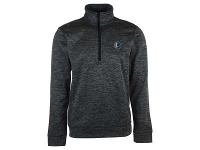 Dallas Mavericks adidas NBA Men's Team Issue 1/4 Zip Pullover Shirt