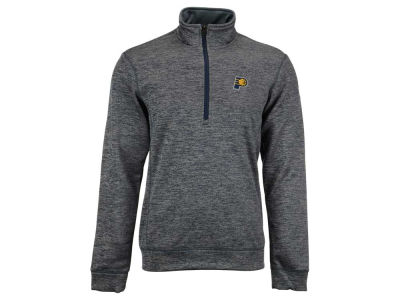 Indiana Pacers adidas NBA Men's Team Issue 1/4 Zip Pullover Shirt