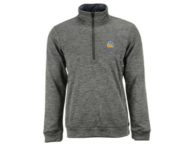 Golden State Warriors adidas NBA Men's Team Issue 1/4 Zip Pullover Shirt