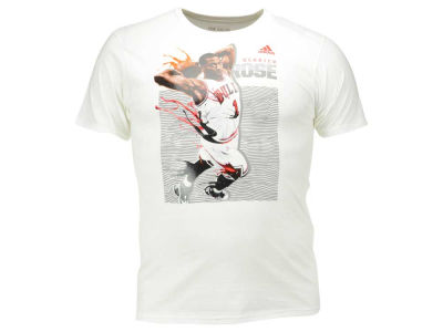 Chicago Bulls Derrick Rose adidas NBA Men's Elevate Player T-Shirt