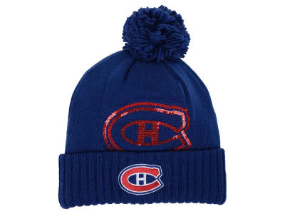 Montreal Canadiens Reebok NHL 2015 Women's Pom Knit