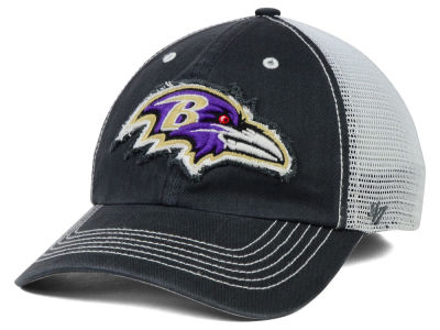 Baltimore Ravens '47 NFL Taylor '47 CLOSER Cap
