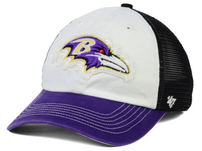Baltimore Ravens '47 NFL Privateer '47 Closer Cap
