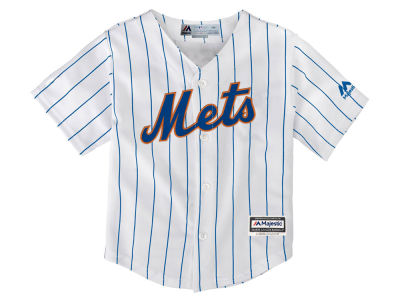 New York Mets MLB Toddler Blank Replica Cool Base Jersey