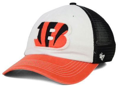 Cincinnati Bengals '47 NFL Privateer '47 Closer Cap