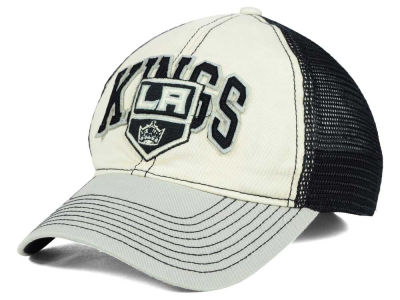 Los Angeles Kings Reebok NHL 2015 Felt Mesh Slouch Cap