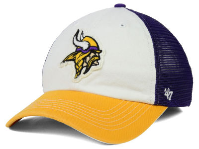 Minnesota Vikings '47 NFL Privateer '47 Closer Cap