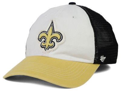 New Orleans Saints '47 NFL Privateer '47 Closer Cap