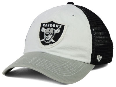 Oakland Raiders '47 NFL Privateer '47 Closer Cap