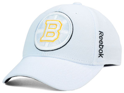 Boston Bruins Reebok NHL 2015-2016 2nd Season Flex Cap