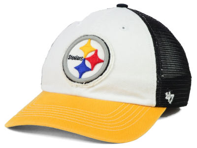 Pittsburgh Steelers '47 NFL Privateer '47 Closer Cap