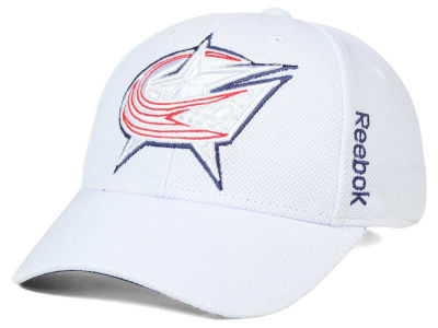 Columbus Blue Jackets Reebok NHL 2015-2016 2nd Season Flex Cap