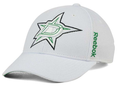 Dallas Stars Reebok NHL 2015-2016 2nd Season Flex Cap