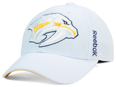 Nashville Predators Reebok NHL 2015-2016 2nd Season Flex Cap