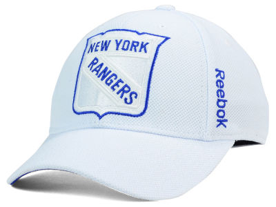 New York Rangers Reebok NHL 2015-2016 2nd Season Flex Cap