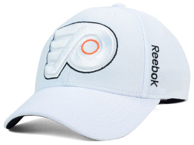 Philadelphia Flyers Reebok NHL 2015-2016 2nd Season Flex Cap