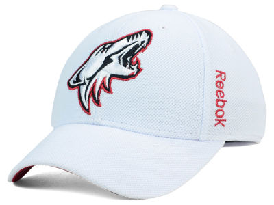 Phoenix Coyotes Reebok NHL 2015-2016 2nd Season Flex Cap