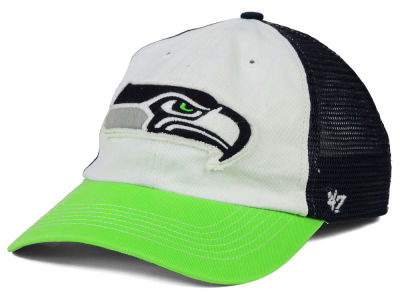 Seattle Seahawks '47 NFL Privateer '47 Closer Cap