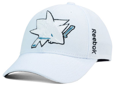 San Jose Sharks Reebok NHL 2015-2016 2nd Season Flex Cap