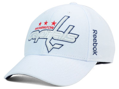 Washington Capitals Reebok NHL 2015-2016 2nd Season Flex Cap