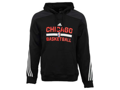 Chicago Bulls adidas NBA Men's On Court Hoodie