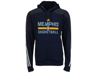 Memphis Grizzlies adidas NBA Men's On Court Hoodie