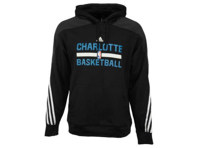 Charlotte Hornets adidas NBA Men's On Court Hoodie