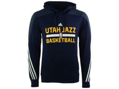 Utah Jazz adidas NBA Men's On Court Hoodie