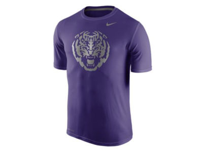LSU Tigers Nike NCAA Men's Legend Champ Drive T-Shirt