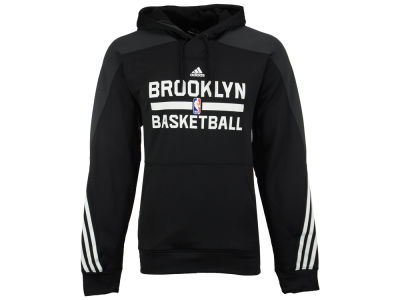 Brooklyn Nets adidas NBA Men's On Court Hoodie