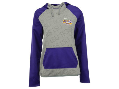LSU Tigers Nike NCAA Women's Champ Drive All Time Hoodie