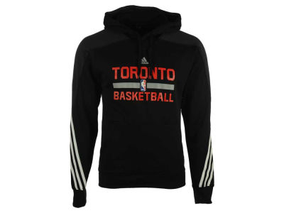 Toronto Raptors adidas NBA Men's On Court Hoodie