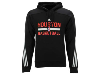 Houston Rockets adidas NBA Men's On Court Hoodie