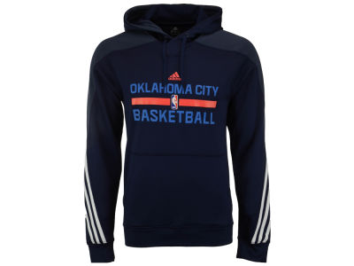 Oklahoma City Thunder adidas NBA Men's On Court Hoodie
